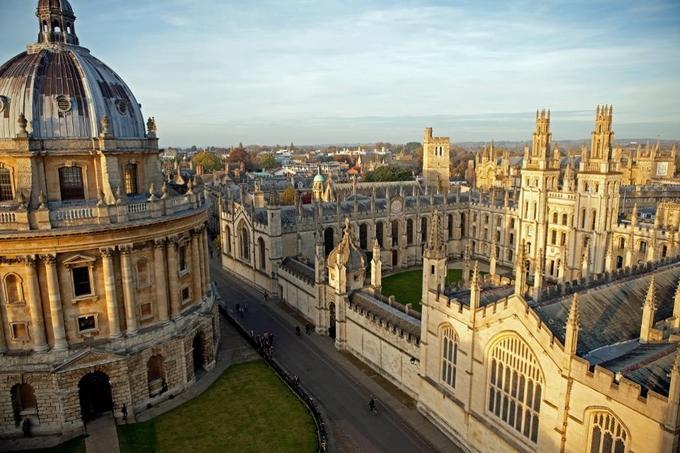 Đại học Oxford (Anh)