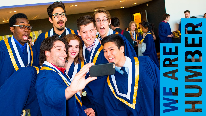 Học viện Humber rất chú trọng tạo ra các cơ hội quốc tế cho sinh viên thông qua các chương trình học tập ở nước ngoài, trao đổi sinh viên, chứng chỉ công dân toàn cầu,...