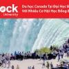 Du học Canada Tại Đại Học Brock Với Nhiều Cơ Hội Học Bổng & CO-OP