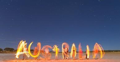 Chúc mừng gia đình đã nhận được visa du lịch Úc thành công!