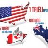 Định cư theo diện đầu tư: Nên chọn Úc, Mỹ, hay Canada?