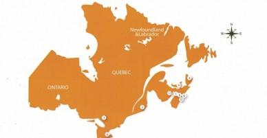 CƠ HỘI DU HỌC TẠI CÁC TỈNH BANG Ở MIỀN ĐÔNG CANADA CÙNG TRƯỜNG ANH NGỮ  ICEAP