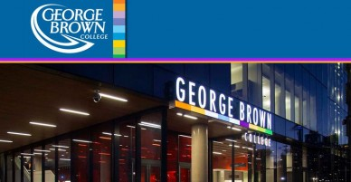 Du hoc Canada - George Brown College - Ngôi trường lớn nhất Toronto, Canada