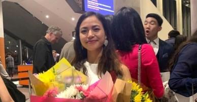 Du Học Úc - Từ một cô bé nhặt rác đến nhận học bổng của Đại học Melbourne