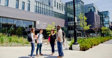 Trường Cao Đẳng Humber Toronto: Triển vọng thu nhập, nâng tầm tri thức